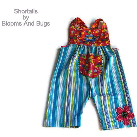 shortalls sewing