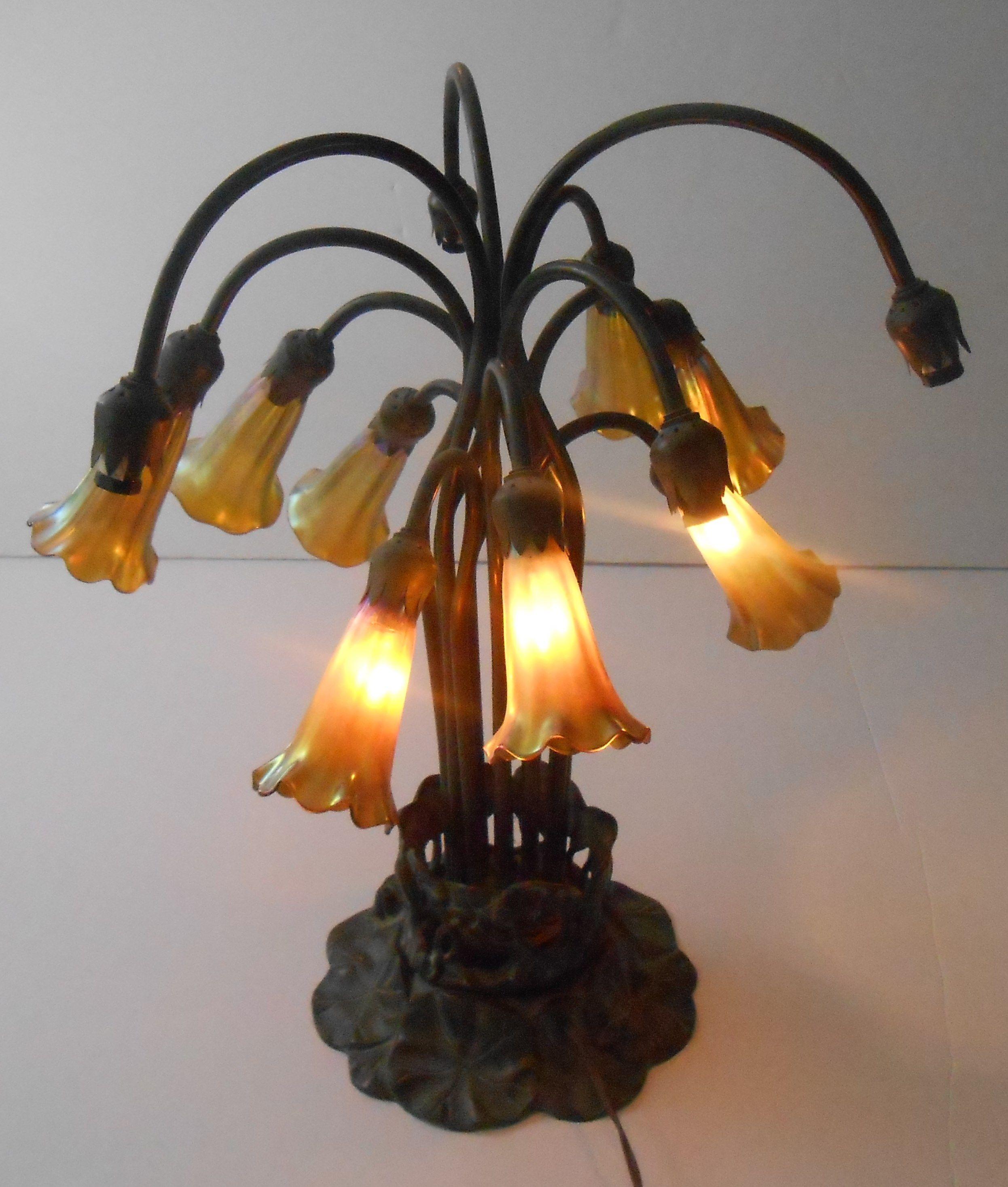 base floor dale art lamp metal z with lt tiffany table l peak jewels victorian chandelier draped glass