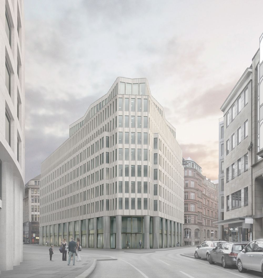 b roexpressionismus caruso st john gewinnen in hamburg On architektur hamburg studium