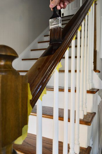 Best A Great Product To Use To Darken The Color Of Your Stair 400 x 300