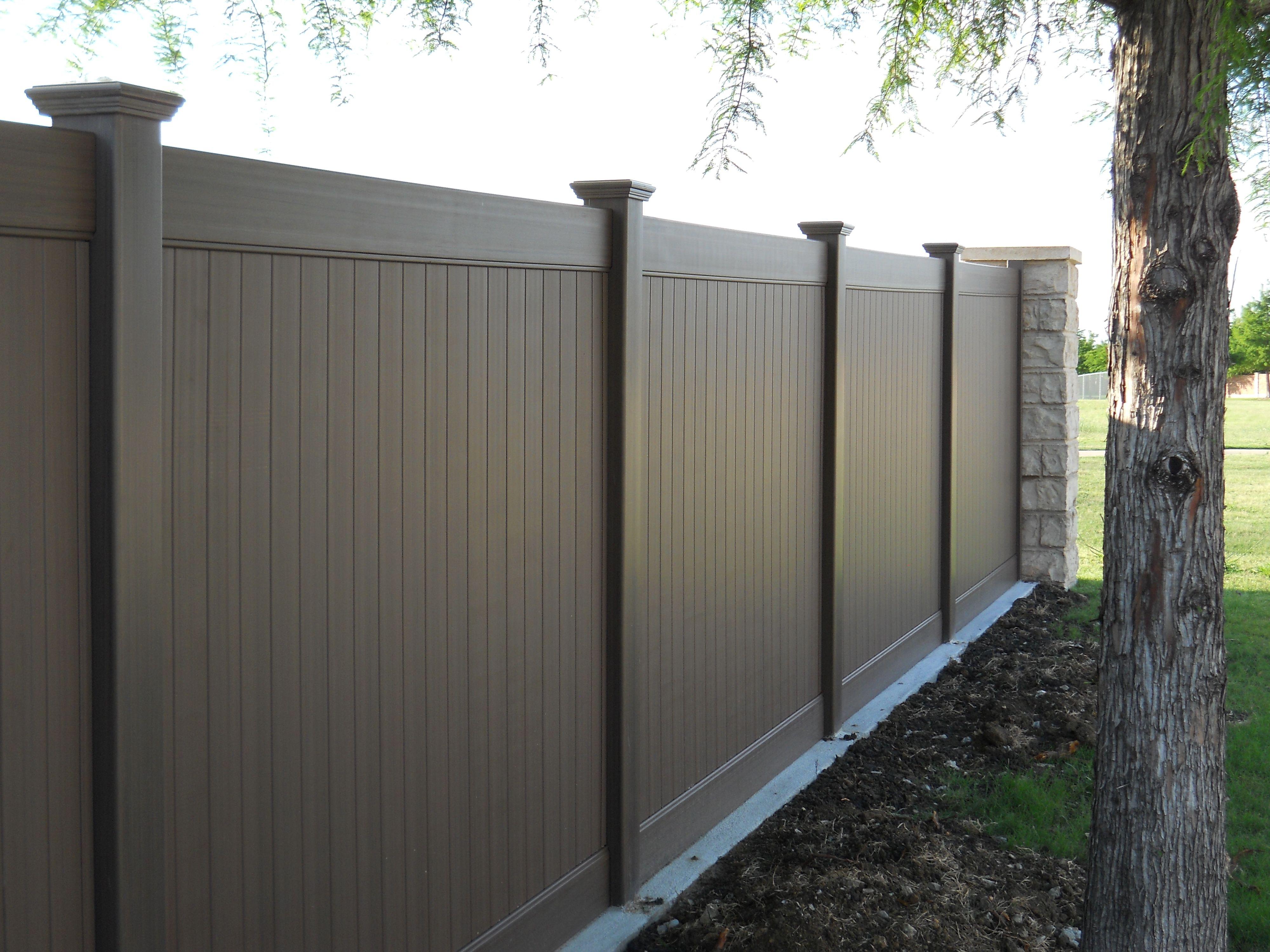 Home Vinyl Fence Panels Vinyl Fence Wooden Design