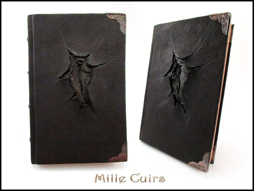 Tom Riddle's journal by MilleCuirs.deviantart.com on @DeviantArt