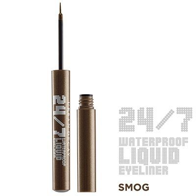 Urban Decay 24/7 Liquid Liner in Smog: rated 4.6 out of 5 by MakeupAlley.com members. Read 78 member reviews.