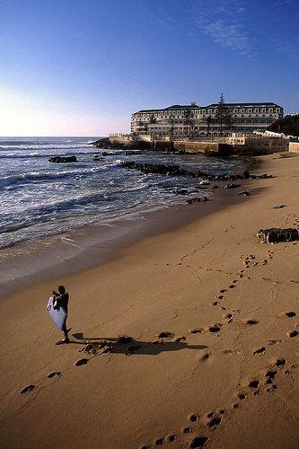 Praia do Sul - Ericeira, Portugal