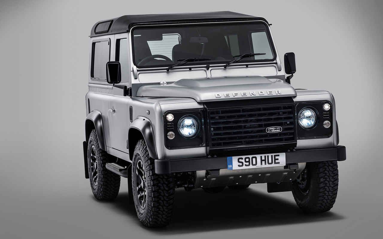 2018 Land Rover Defender Replacement Release Date And Price As Free Range Utility Vehicles