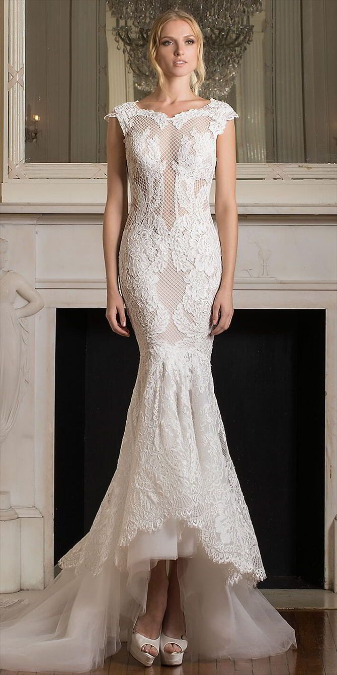 Celebrate Love With The Pnina Tornai 2017 \'Dimensions\' Bridal ...