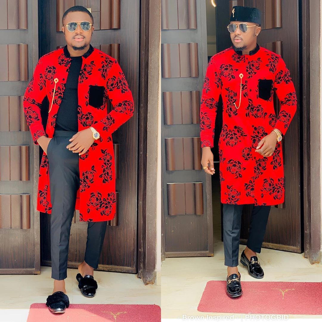 These Latest Native Wears For Guys Are Hot Couture Crib African Dresses Men Nigerian Men Fashion African Attire For Men