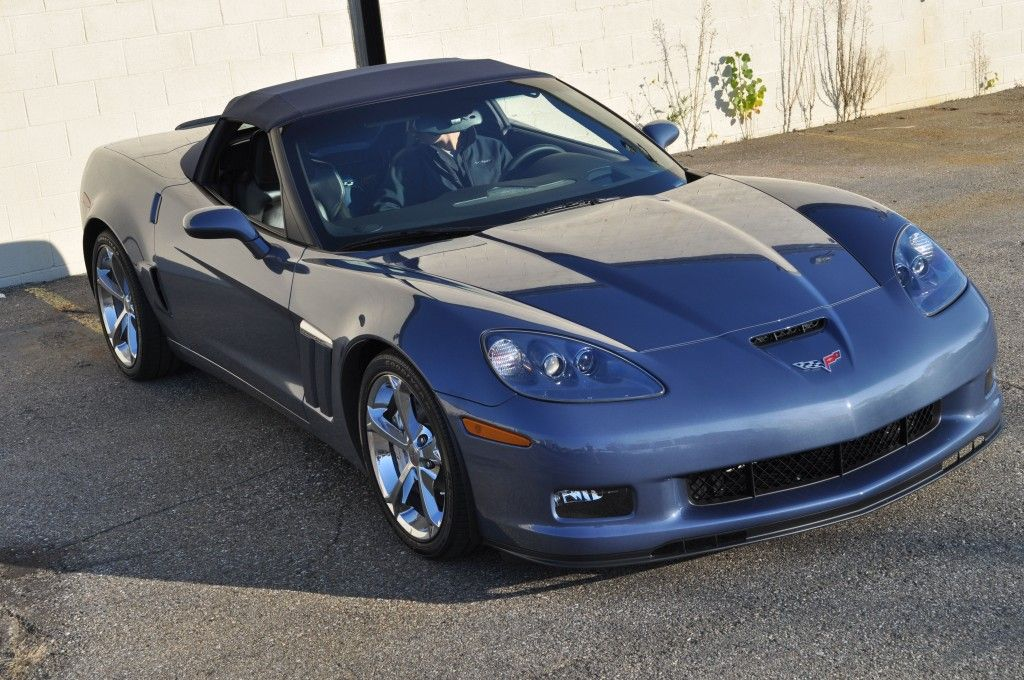 Michael's 2012 Corvette Grand Sport Livernois