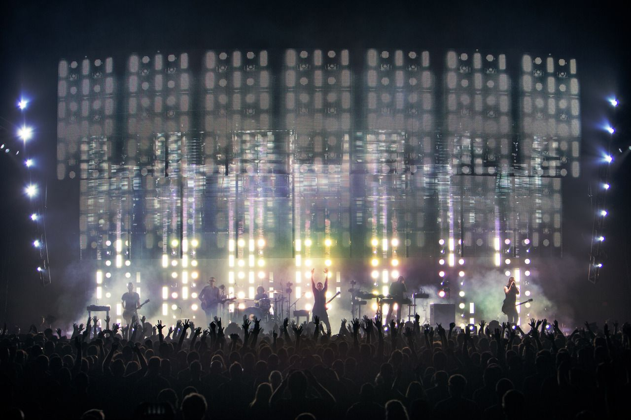 Nine Inch Nails: Tension 2013. On tour now. Photos by Rob Sheridan ...