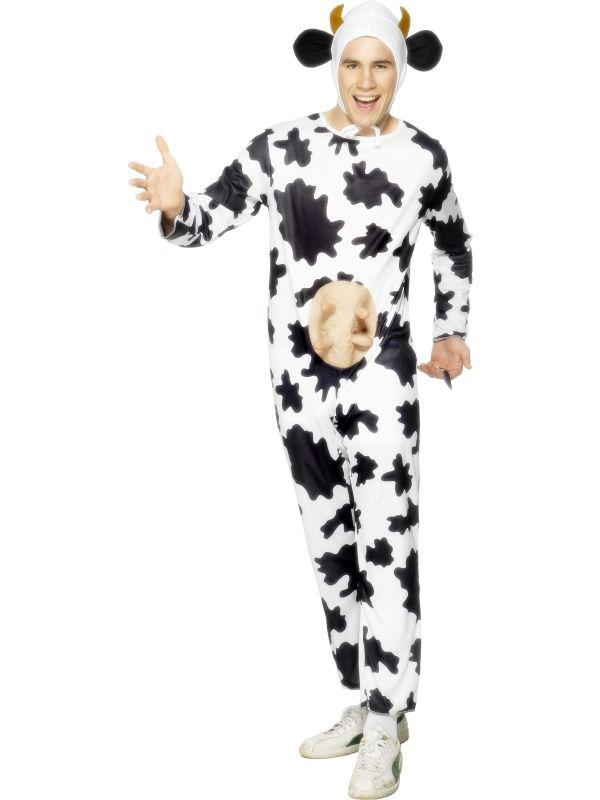 costumes - Halloween Costume Cow