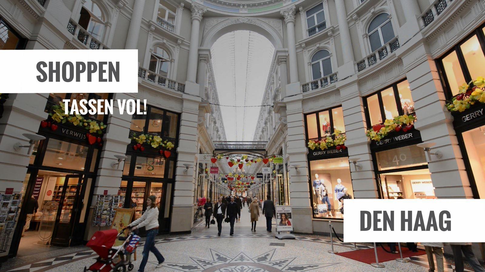 Gezellig shoppen in Den Haag, Scheveningen of Kijkduin? Op