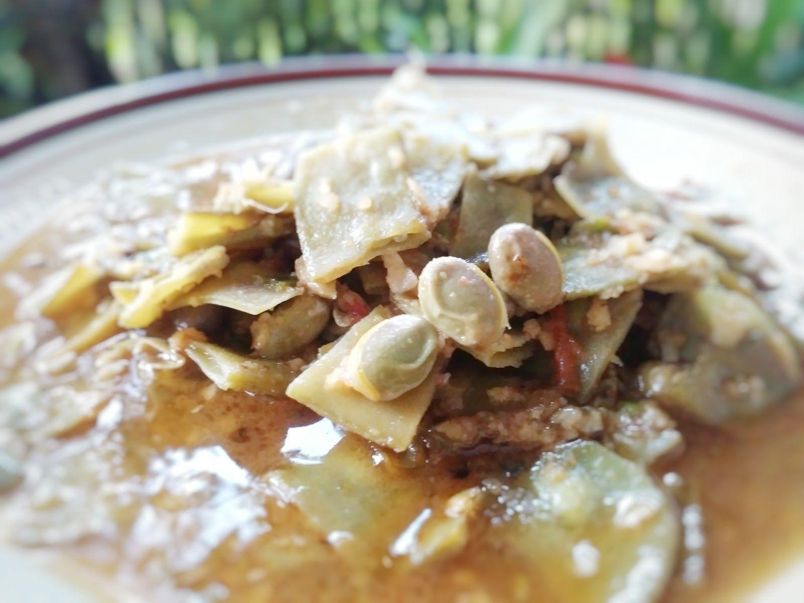 Resep Tumis Kacang Kara Resep Tumis Resep Masakan Makanan