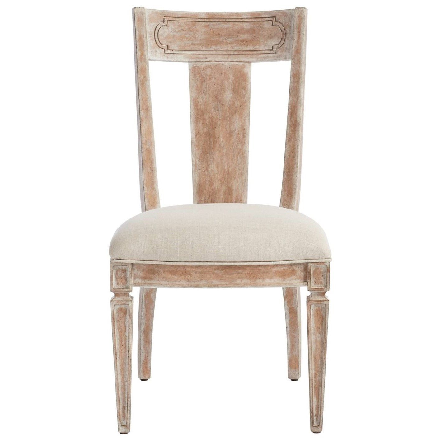 Juniper Dell Contemporary Side Chair by Stanley Furniture