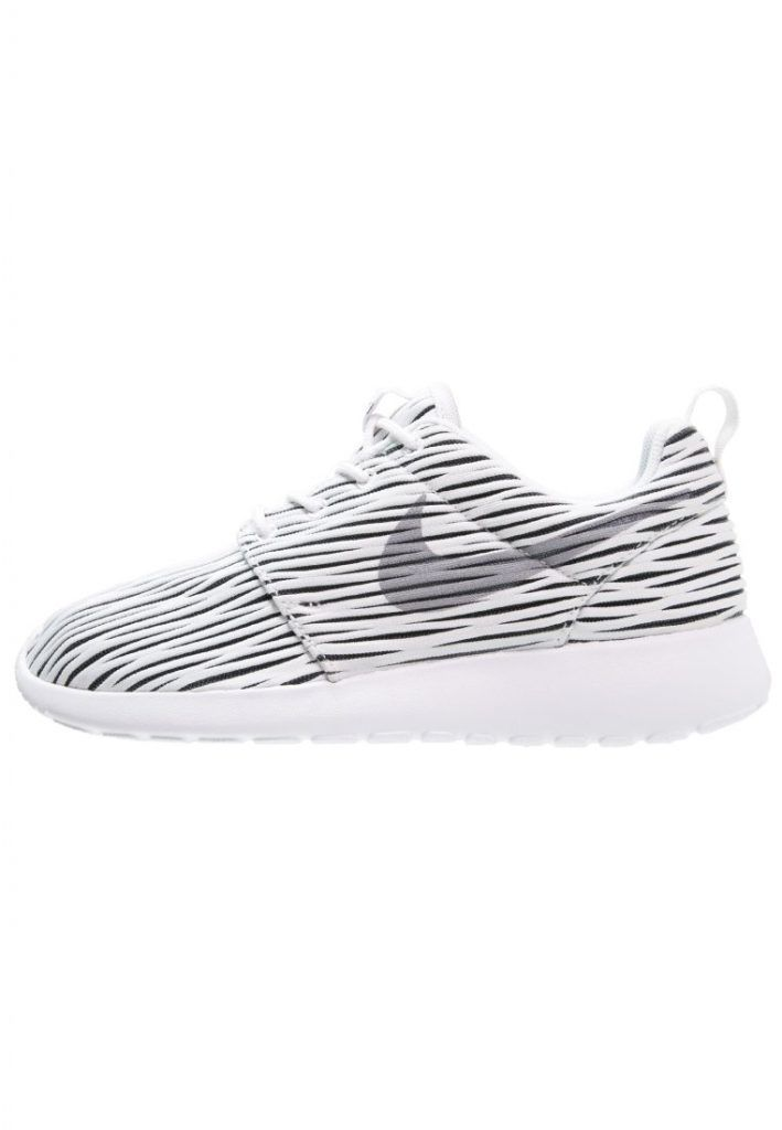 new photos 5200e 3c0d5 Nike Sportswear ROSHE ONE ENG - Matalavartiset tennarit - white wolf grey  black - Zalando.