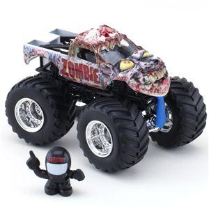 Hot Wheels Zombie Die Cast Truck Monster Jam Figure Series Hot Wheels Monster Jam Hot Wheels Monster Jam