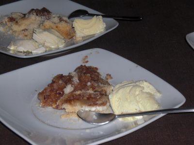 Receitas - Crumble de maçã - Petiscos.com Acrescentar um nadinha de leite