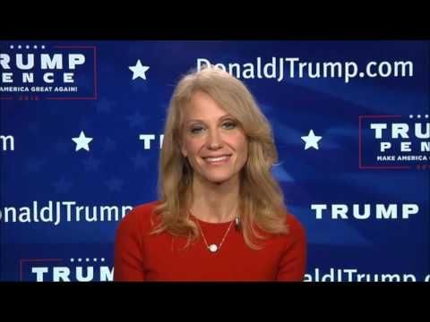 """The Laura Ingraham Show (12/20/2016) - """"At the 11:57 point in the audio recording, Conway appears to let something slip."""" https://theconservativetreehouse.com/2016/12/20/kellyanne-conway-interview-with-laura-ingraham-audio/"""