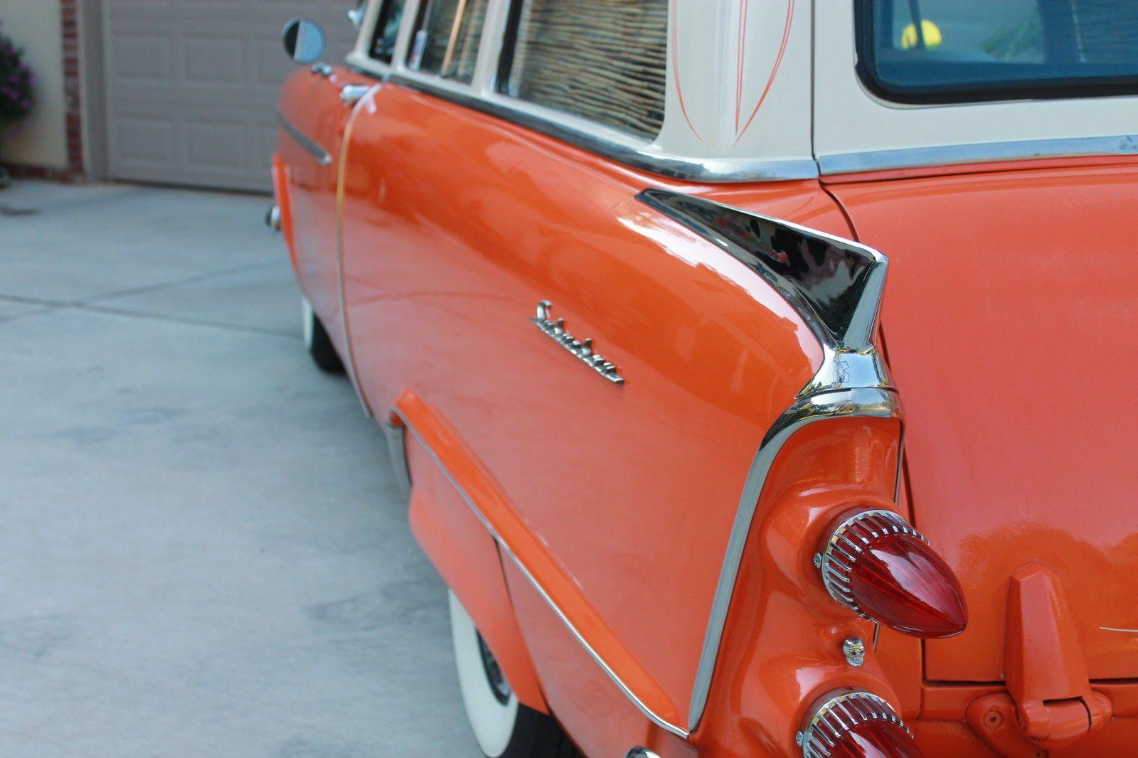 Dodge Coronet 2 Door Suburban Cruiser Streetrod 1949 55