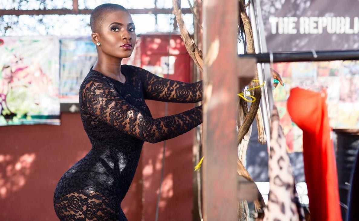 Ahuofe Patri's new looks divides opinion on Instagram