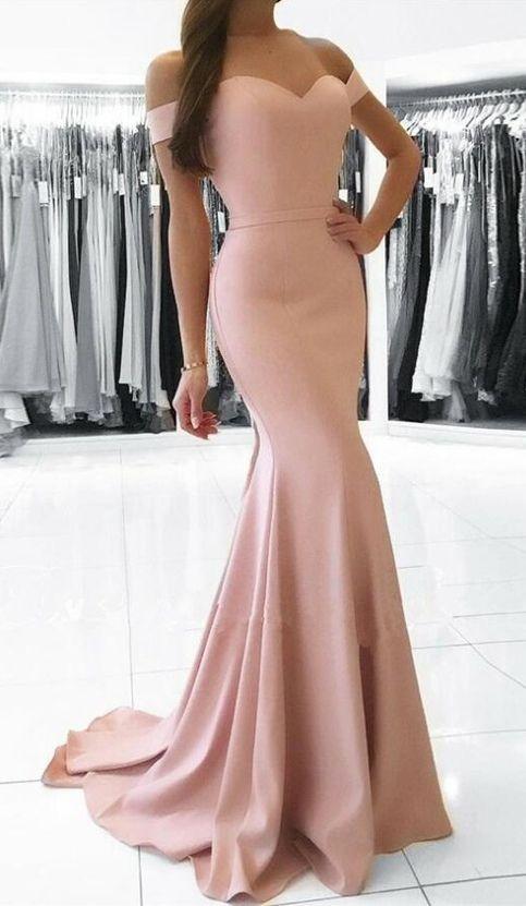 Sexy Mermaid Prom Dress 2018,Prom Dresses,Evening Gown, Graduation ...