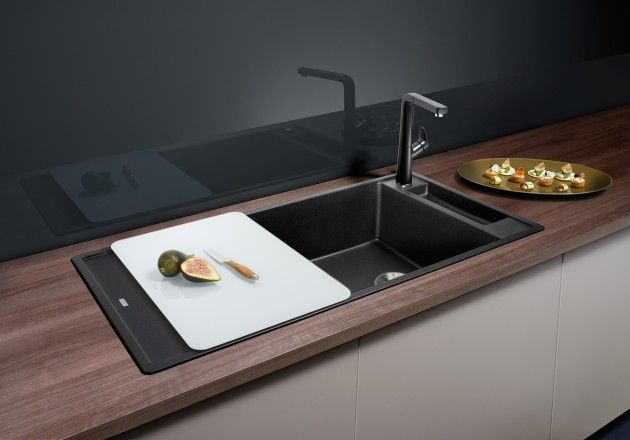 Kitchen Sinks Planen : Blanco axia iii xl s kitchen sink i want it for the following
