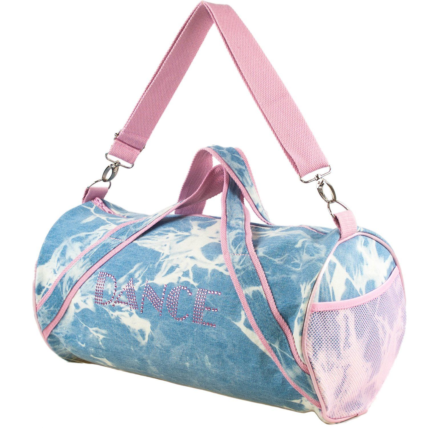 Girls washed denim large duffel bag continue to the product at the image  link jpg 1500x1500 2e5dd69274f5b