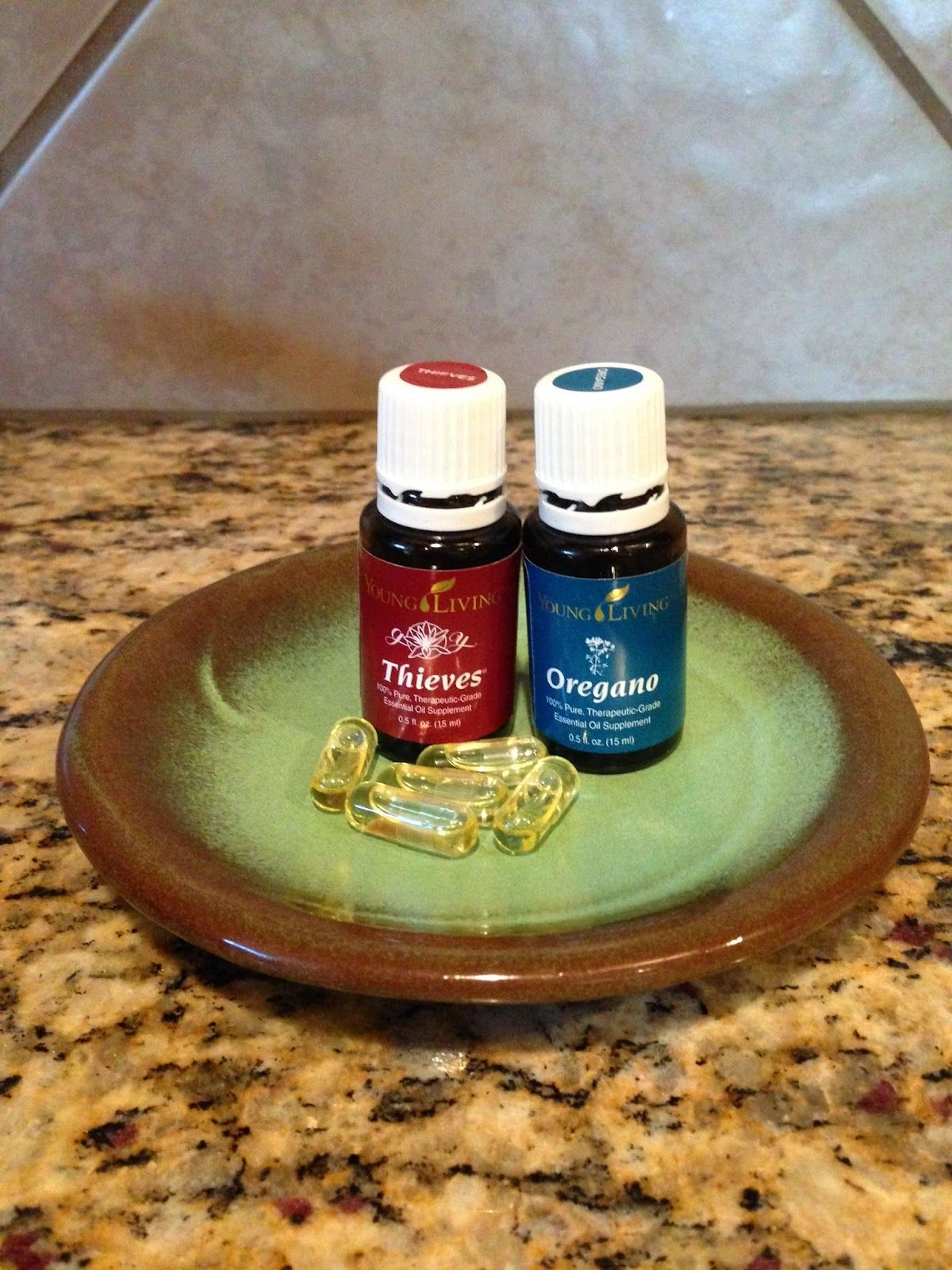 Sinus infection remedy using Young Living essential oils! It worked