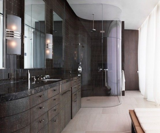 35 Amazing Masculine Bathroom Ideas Masculine Bathroom