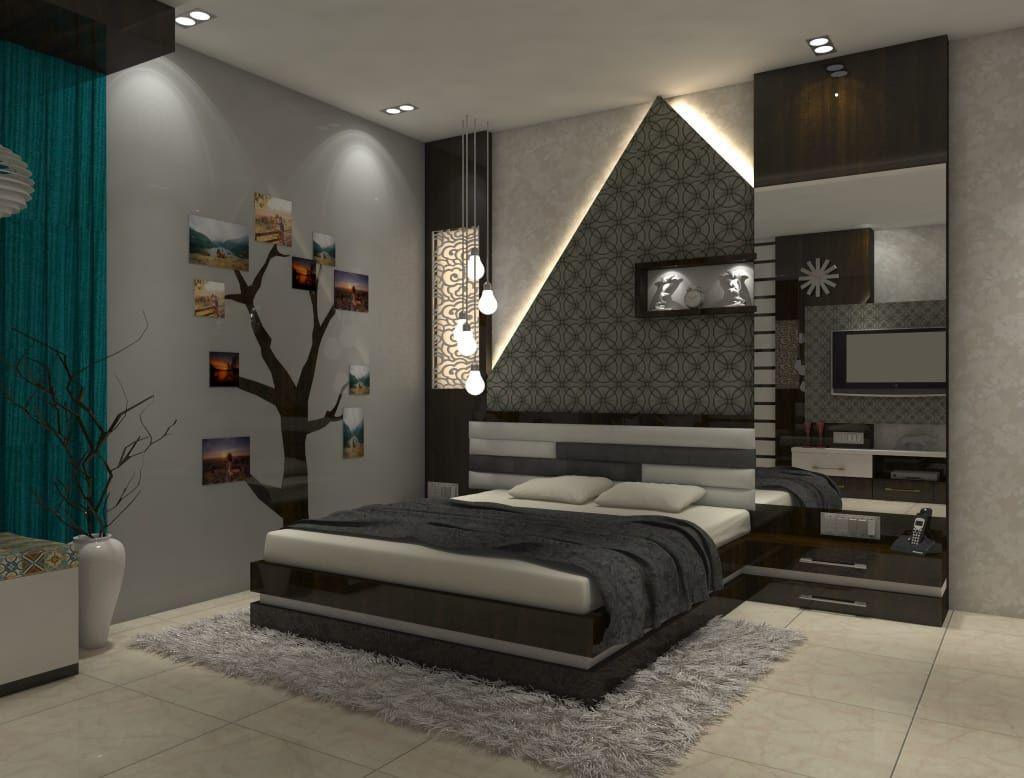 2bhk Flat Interior Merlin Residency Rajarhat Kolkata Modern By