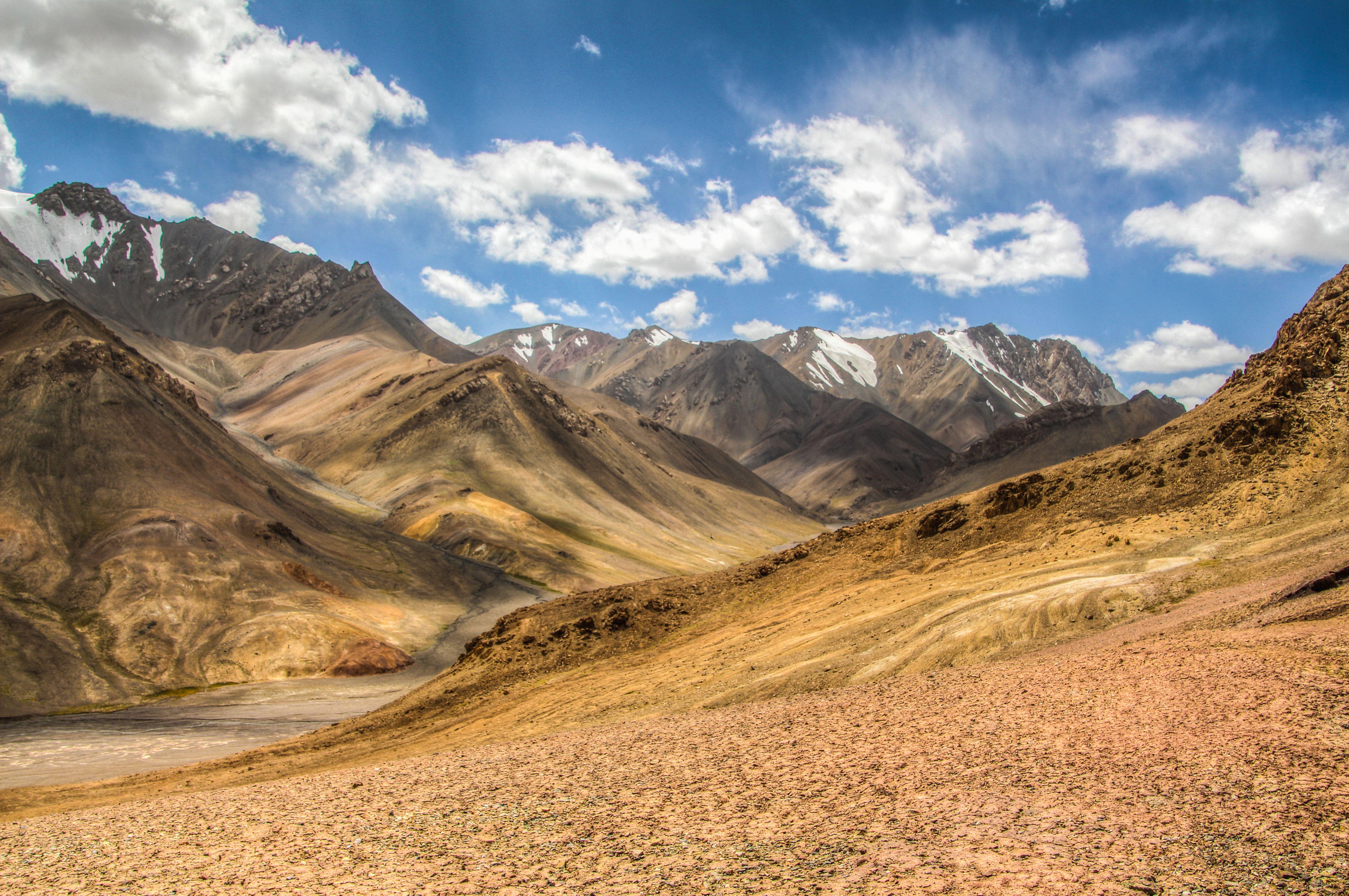 пейзажи средней азии фото кадр уже был