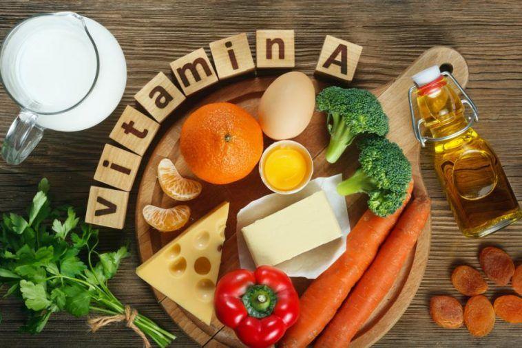 vitamin a látás