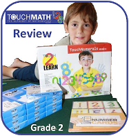 Every Bed of Roses: A Touch Math Adventure {TouchMath Review} - Grade 2