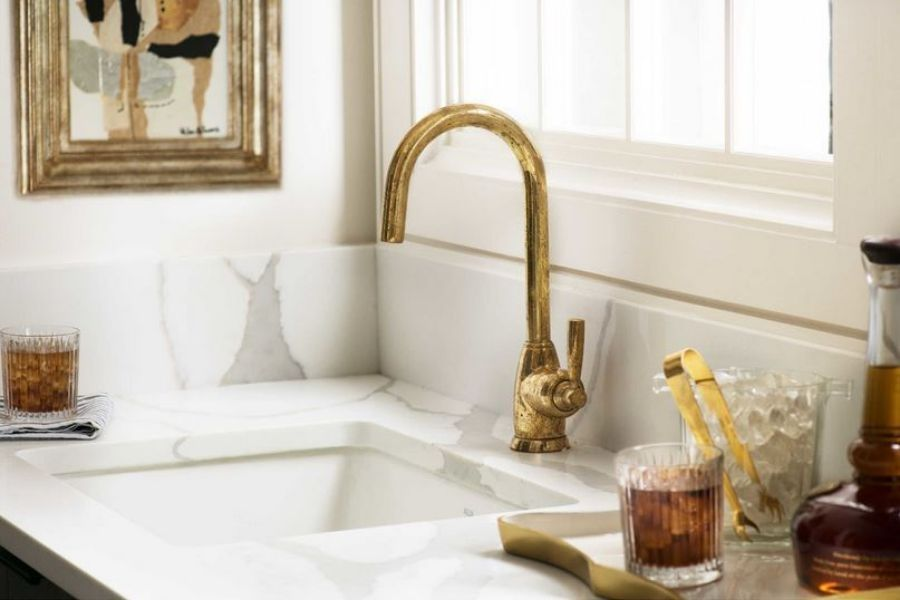 take a look at the latest faucet trends from industry