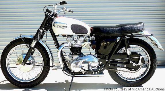 1966 Triumph T120C Bonneville TT Special, Triumph motorcycles, Triumph TR6  my first motorcycle