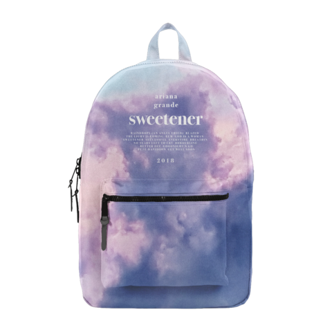 e07267483b0d Sweetener Backpack + Album | Like in 2019 | Ariana grande, Ariana ...