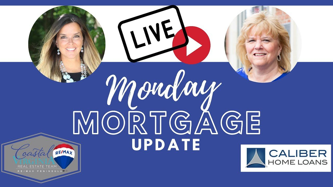Monday Mortgage Update Teresa Rutherford With Caliber Home Loans In 2020 Home Loans Loan Rutherford