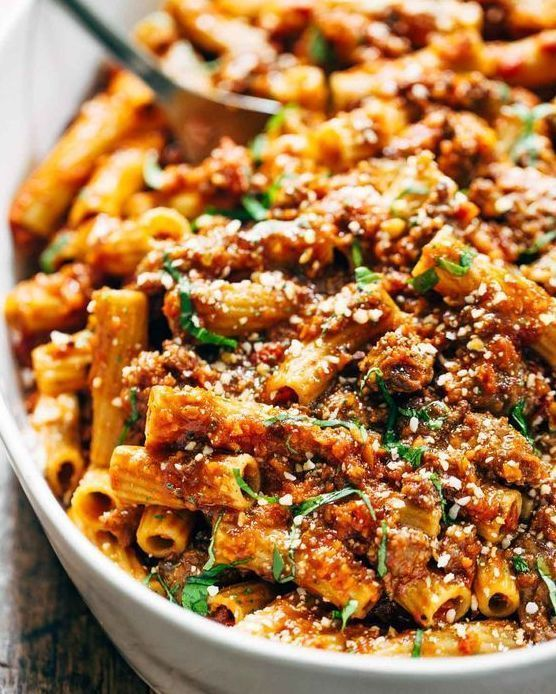 Reposting jahuraakter its so testy and yeammee food explore sausage rigatoni recipe websites and more forumfinder Gallery