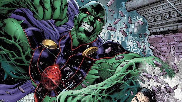 Within These Theories, Are We Getting Brainiac Or Martian Manhunter In The Future 'Justice League' Movies? - moviepilot.com