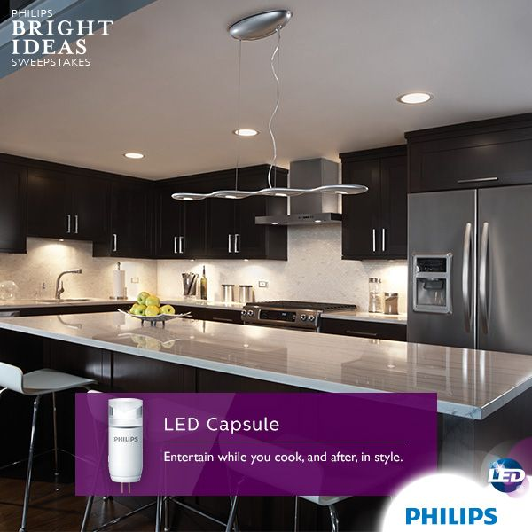 Functional During Food Prep Led Under Cabinet Lighting Can