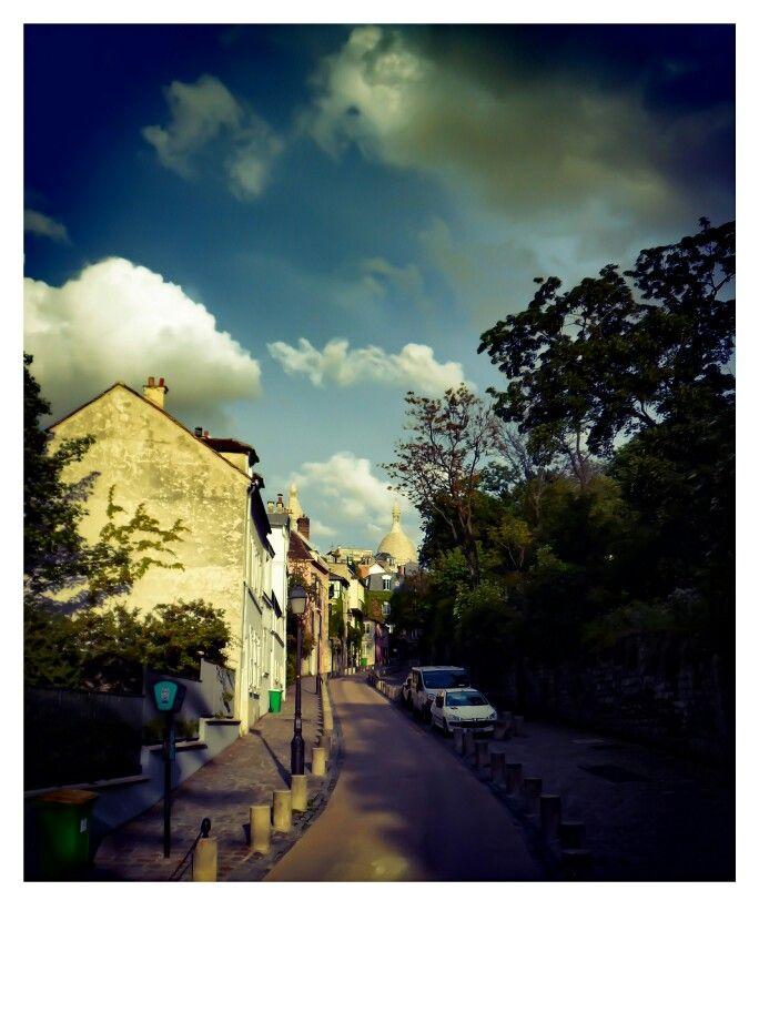 Paris - rue saint vincent