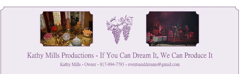 No, I'm not doing this full-time any longer; however, if you need a party planned...let me know!!!!