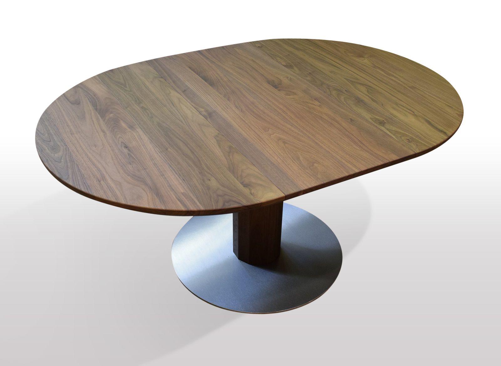 Pin Von Tischmoebel De Auf Tisch Rund Nussbaum Runder Esstisch Eiche