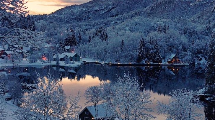 Mountain Resort Winter Mac Wallpaper Download Free Mac Wallpapers Download Norvec Geziler Manzara