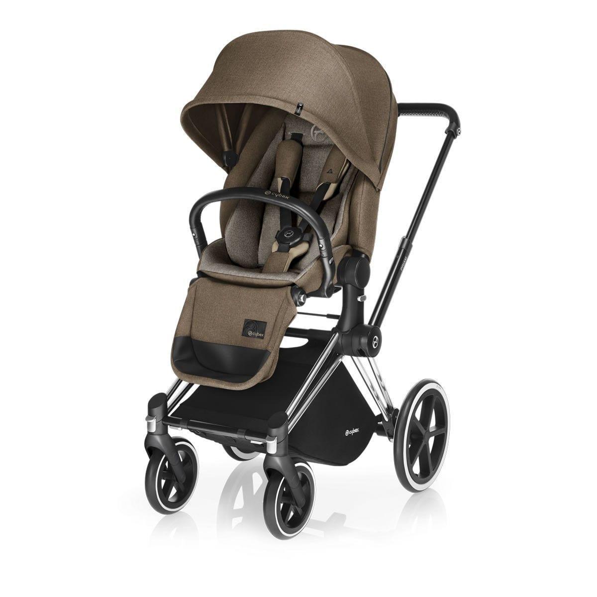 Cybex Priam Stroller AllTerrain Wheels with Lux Seat