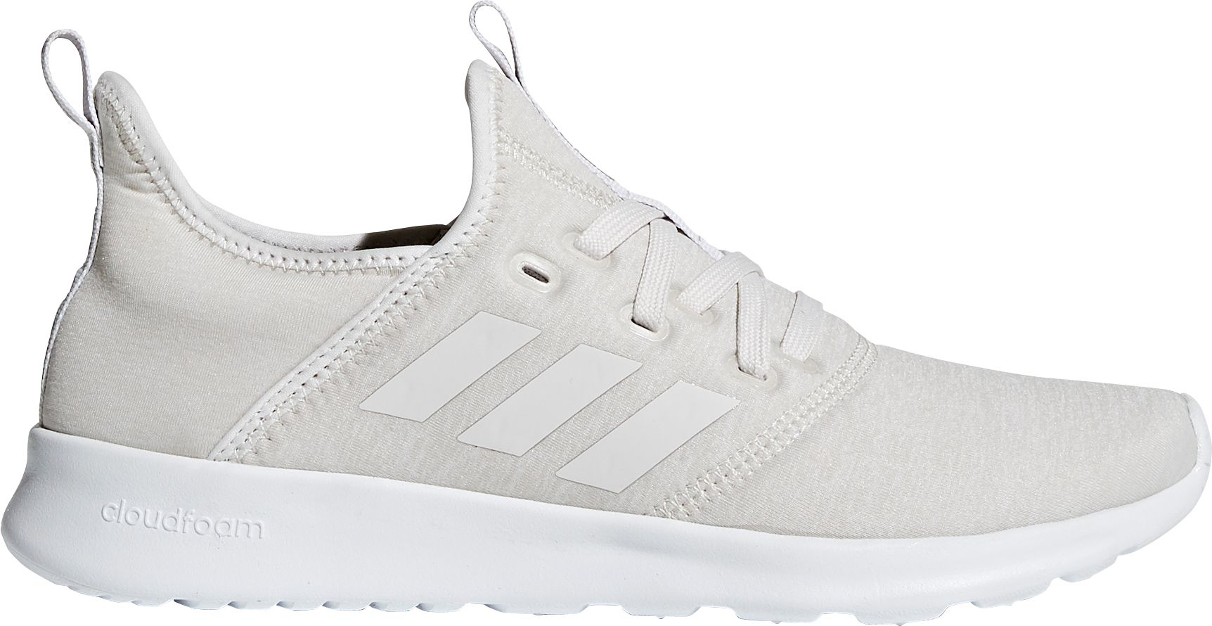 separation shoes 26f0e 07d33 adidas Womens Cloudfoam Pure Shoes, White