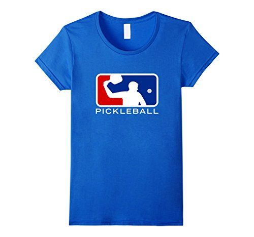 Womens Pickleball T-Shirt: Major Leagues Small Royal Blue... https://www.amazon.com/dp/B0714QT2G5/ref=cm_sw_r_pi_dp_x_xNEqzbPPXM29R Pickleball Apparel and Clothing for Summer - Our Best Selling T-shirt