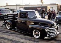 Gas Monkey Garage At Lone Star Throwdown With 1949 Chevy Pickup
