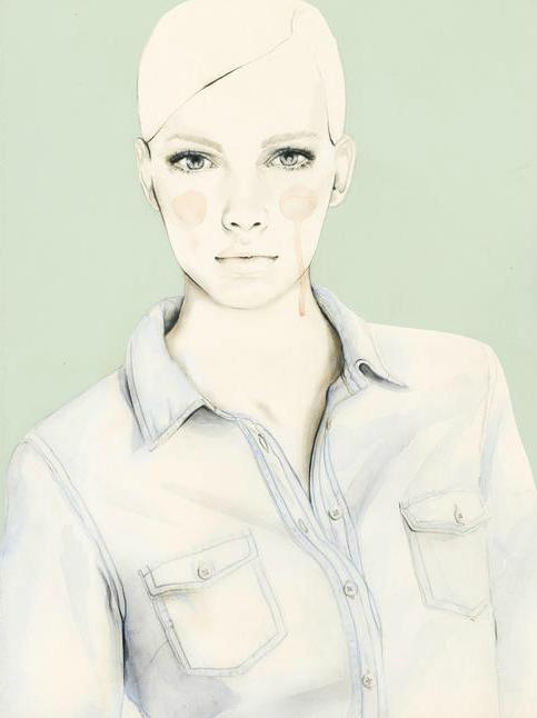 elisa1.png (483×646 #draw #illustration