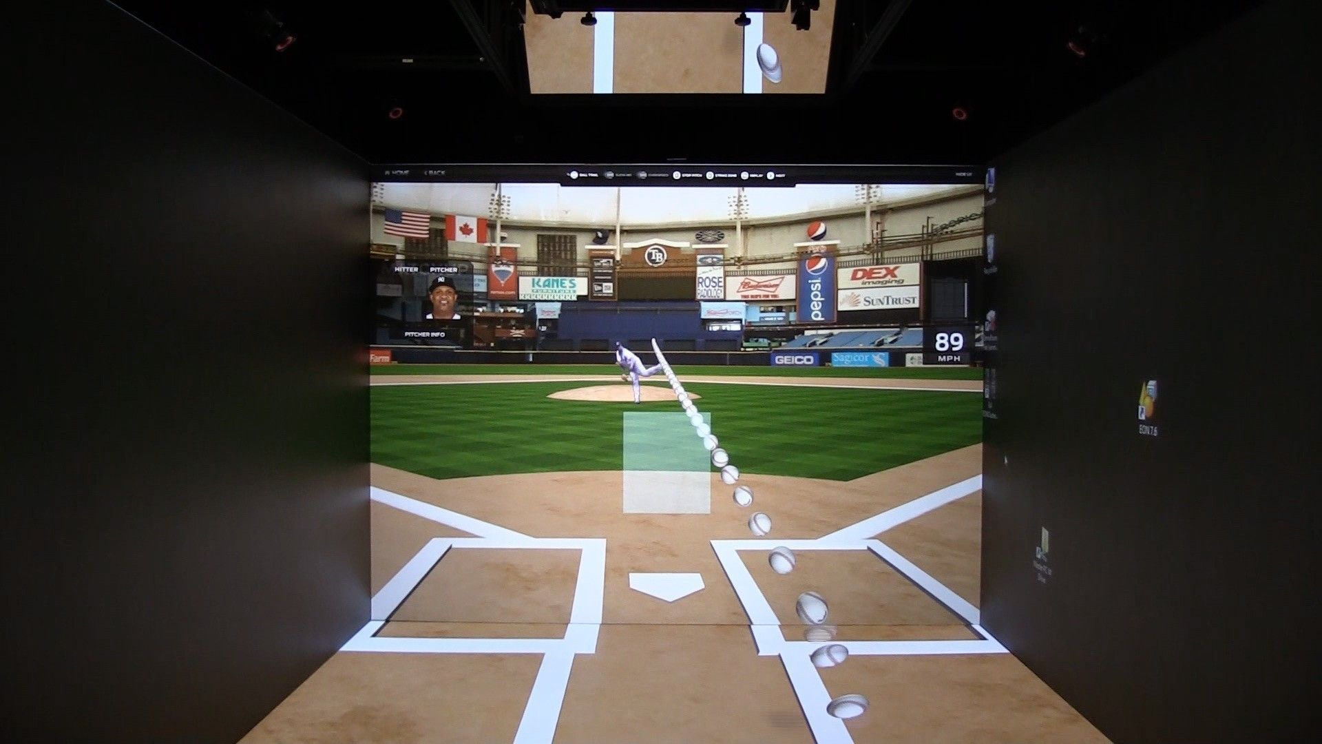 Virtual reality technology is gaining a foothold in baseball as an aid in game…