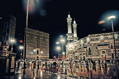 30 Breathtaking Examples Of Makkah Photography Makkah Circus Lights Photography